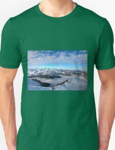 Winter on Kitzsteinhorn 2 T-Shirt