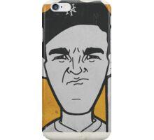 Mel Ott Caricature iPhone Case/Skin