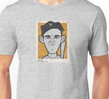 Mel Ott Caricature Unisex T-Shirt