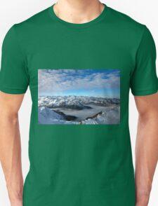 Winter on Kitzsteinhorn 5 T-Shirt