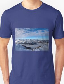 Winter on Kitzsteinhorn 5 T-Shirt