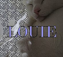 LOUIE by Barbara Cannon  ART.. AKA Barbieville