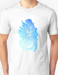 Entering a Underwater World Unisex T-Shirt