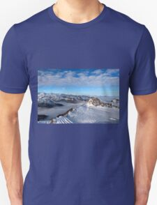 Winter on Kitzsteinhorn 6 T-Shirt