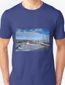 Winter on Kitzsteinhorn 7 T-Shirt