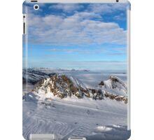 Winter on Kitzsteinhorn 7 iPad Case/Skin