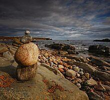 Caithness, Scotland by Martina Cross