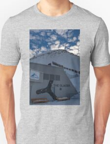 Winter on Kitzsteinhorn 9 T-Shirt