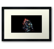 "League of Legends - Zed - ""The Master of Shadows"" Framed Print"
