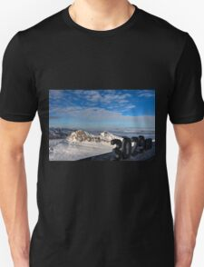 Winter on Kitzsteinhorn 10 T-Shirt