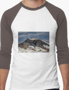 Winter on Kitzsteinhorn 11 Men's Baseball ¾ T-Shirt