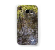 Reflective Sunlight at the Slough Samsung Galaxy Case/Skin