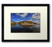 Berriedale, Caithness, Scotland Framed Print