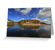 Berriedale, Caithness, Scotland Greeting Card