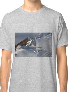 Winter on Kitzsteinhorn 12 Classic T-Shirt