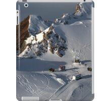 Winter on Kitzsteinhorn 12 iPad Case/Skin