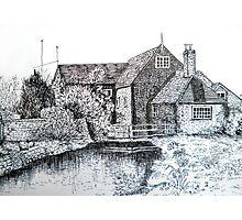 Village House Photographic Print
