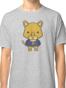 Panther Mascot Chibi Cartoon Classic T-Shirt