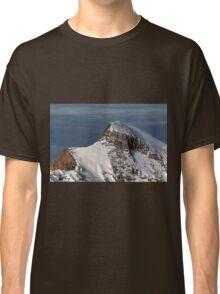 Winter on Kitzsteinhorn 14 Classic T-Shirt