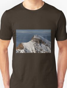 Winter on Kitzsteinhorn 14 T-Shirt