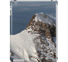 Winter on Kitzsteinhorn 14 iPad Case/Skin