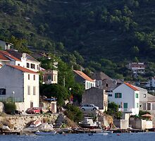 Life in Dubrovnick by Maureen Smith