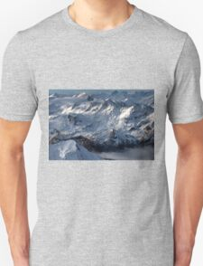 Winter on Kitzsteinhorn 17 T-Shirt