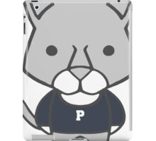 Lion Mascot Chibi Cartoon iPad Case/Skin