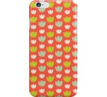 Tulips-orange iPhone Case/Skin