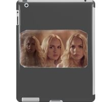 Lindsay Machete iPad Case/Skin