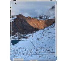 Winter on Kitzsteinhorn 18 iPad Case/Skin