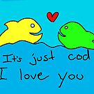 It's just cod I love you ♥ by shandab3ar