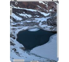 Winter on Kitzsteinhorn 20 iPad Case/Skin