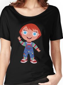 Chucky the Good Guys Doll Women's Relaxed Fit T-Shirt