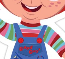 Chucky the Good Guys Doll Sticker