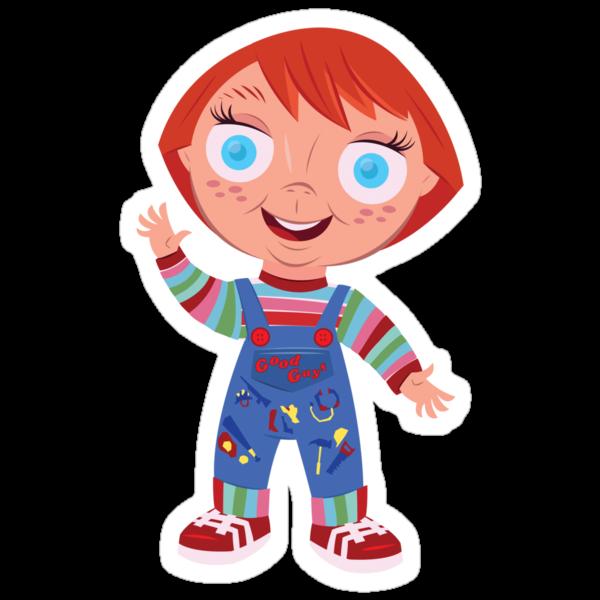Chucky the Good Guys Doll by Matt Pott