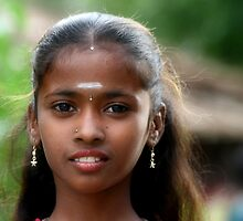 Indian Gypsy Princess by joshuatree2
