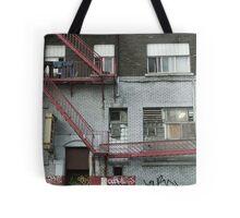 Montreal - Peter's Tote Bag