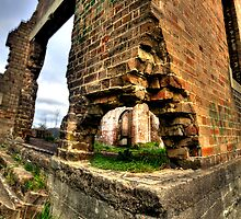 What A Blast - Blast Furnace Park, Lithgow - The HDR Experience by Philip Johnson