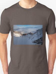 Winter on Kitzsteinhorn 21 T-Shirt