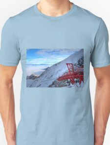 Winter on Kitzsteinhorn 22 T-Shirt