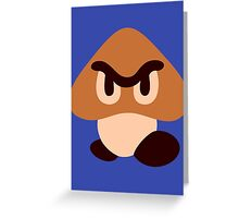Goomba Greeting Card