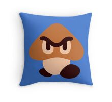 Goomba Throw Pillow