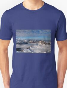 Winter on Kitzsteinhorn 23 T-Shirt