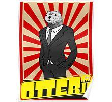OTTER no.11  -  Bakuman Poster