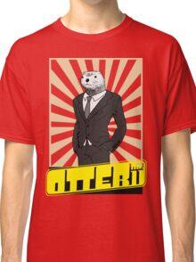 OTTER no.11  -  Bakuman Classic T-Shirt