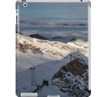 Winter on Kitzsteinhorn 24 iPad Case/Skin