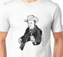 Earl Scruggs Unisex T-Shirt