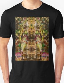 The Abstract Tower Unisex T-Shirt
