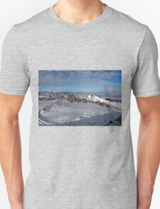 Winter on Kitzsteinhorn 26 T-Shirt